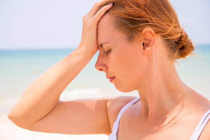 """Letnia """"depresja"""" – gdy zamiast cieszyć się słońcem, czujesz się… coraz gorzej!"""