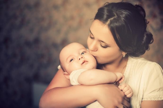 Как сделать красивое фото мамы 167