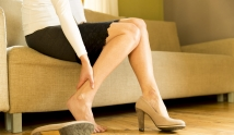 Na co narażone są nogi podczas pracy stojącej?
