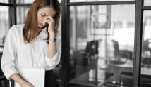 Czy twoja praca może by przyczyną depresji?