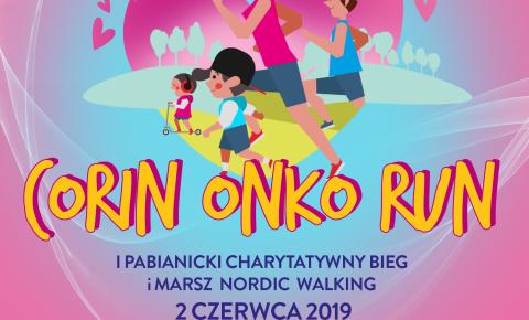 Zaproszenie na Bieg CORIN onko-run